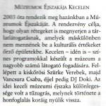 A cikk 2012 júliusában jelent meg a Keceli Hírekben.